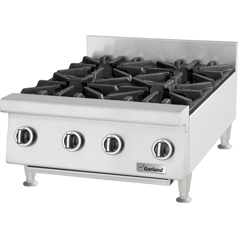 Countertop Stove Burners : ... Gas Garland GTOG12-2 2 Burner 12
