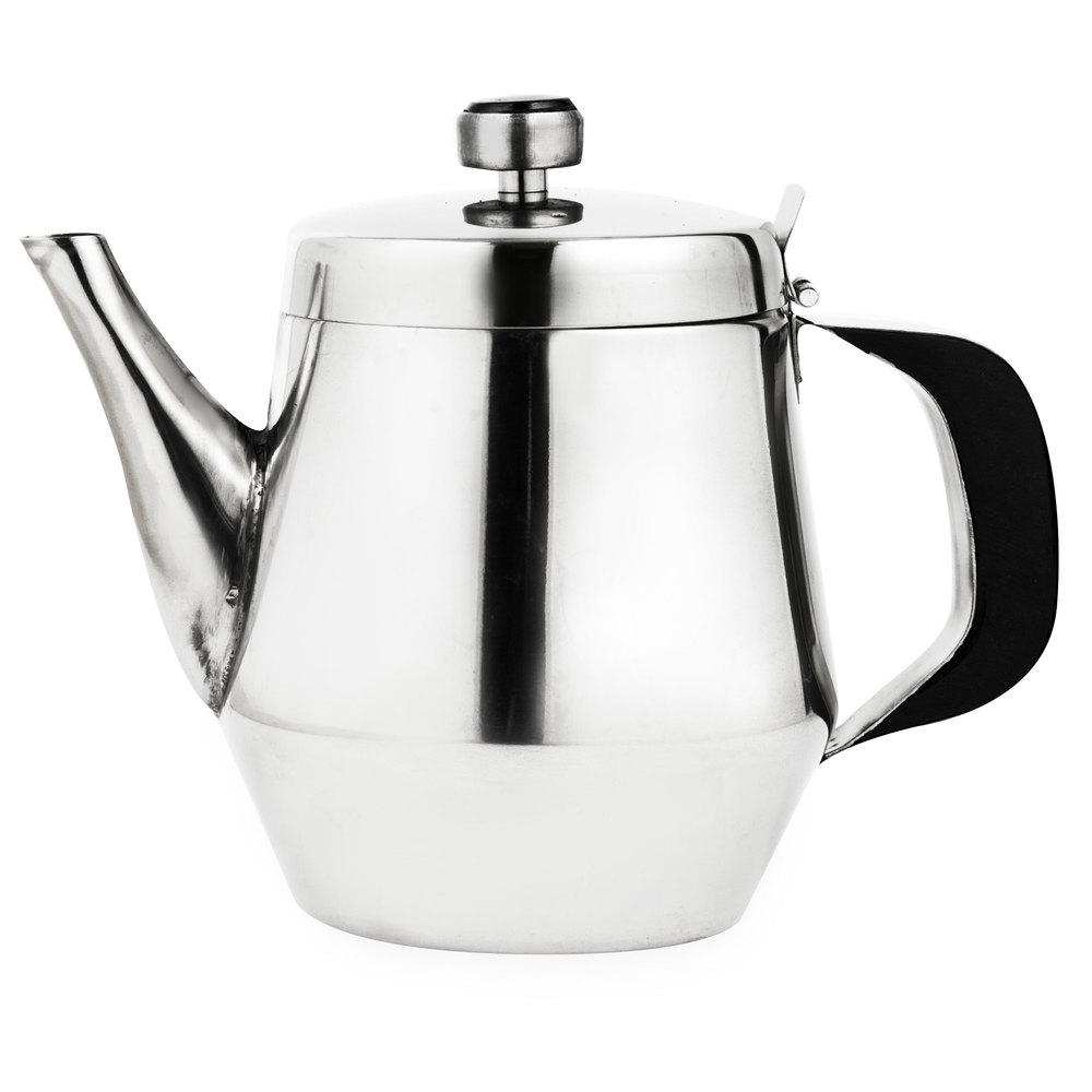 32 Oz Stainless Steel Gooseneck Teapot