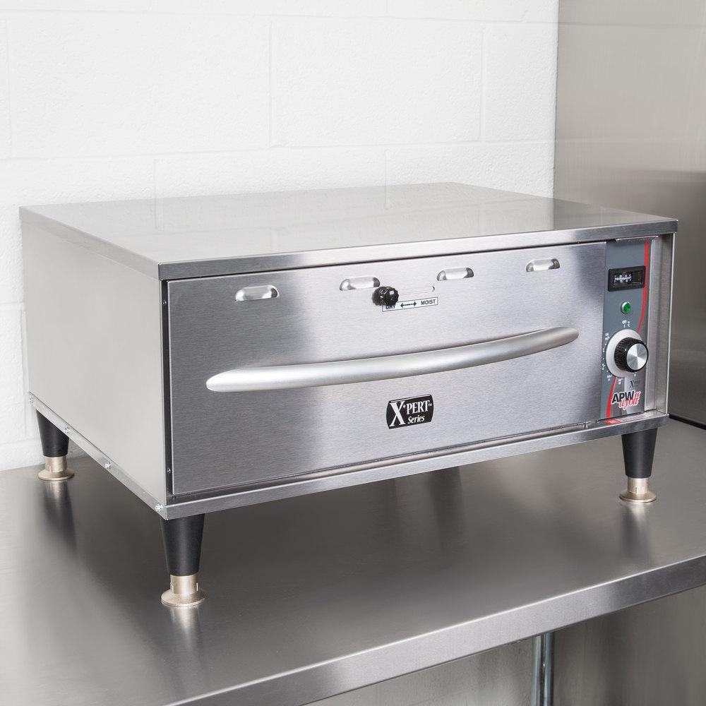Single Door Warmer ~ Apw wyott hddi single drawer warmer v