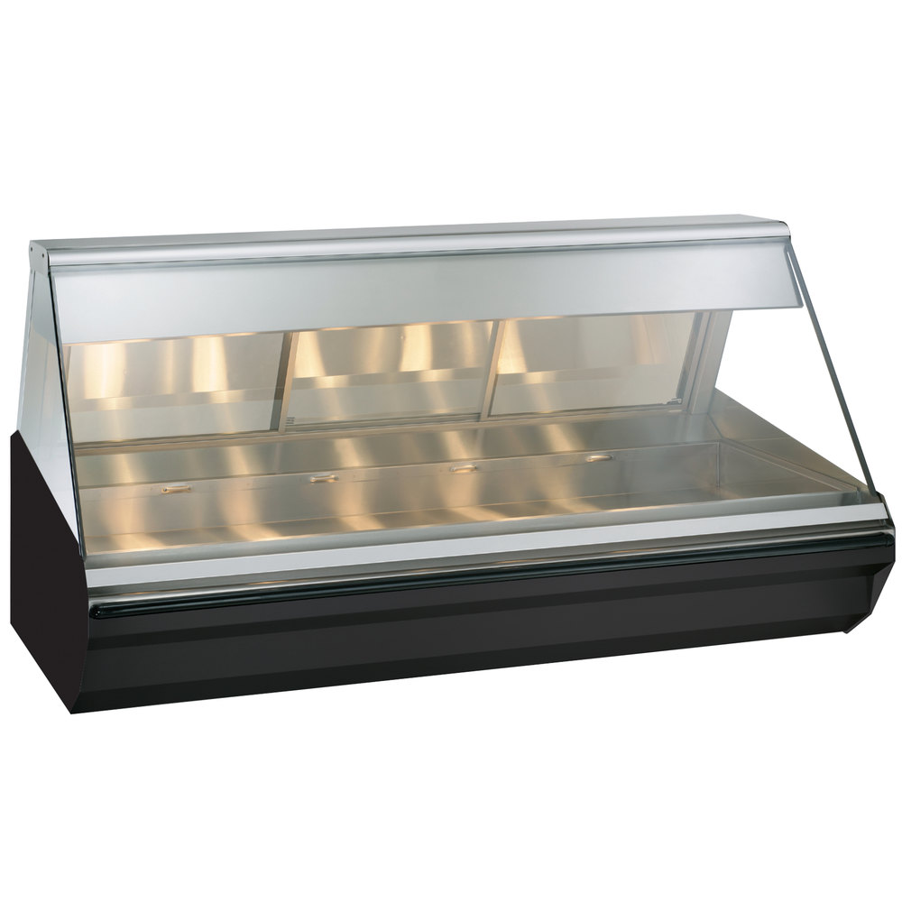 Heated Display Case | Full Service Food Display