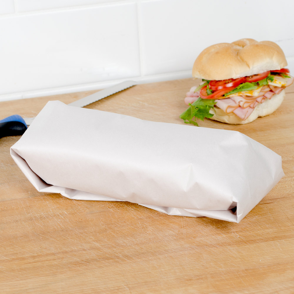 sandwich wrap paper Find a selection of high-quality liner & wrap products at costco business center for delivery to your business.