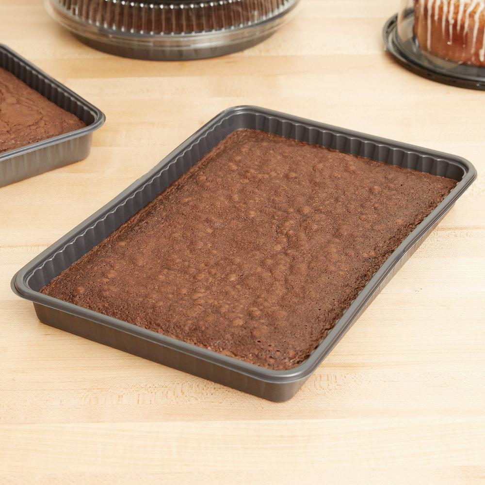 1 2 Sheet Cake Pan How Big Is A Quarter Sheet Cake 1