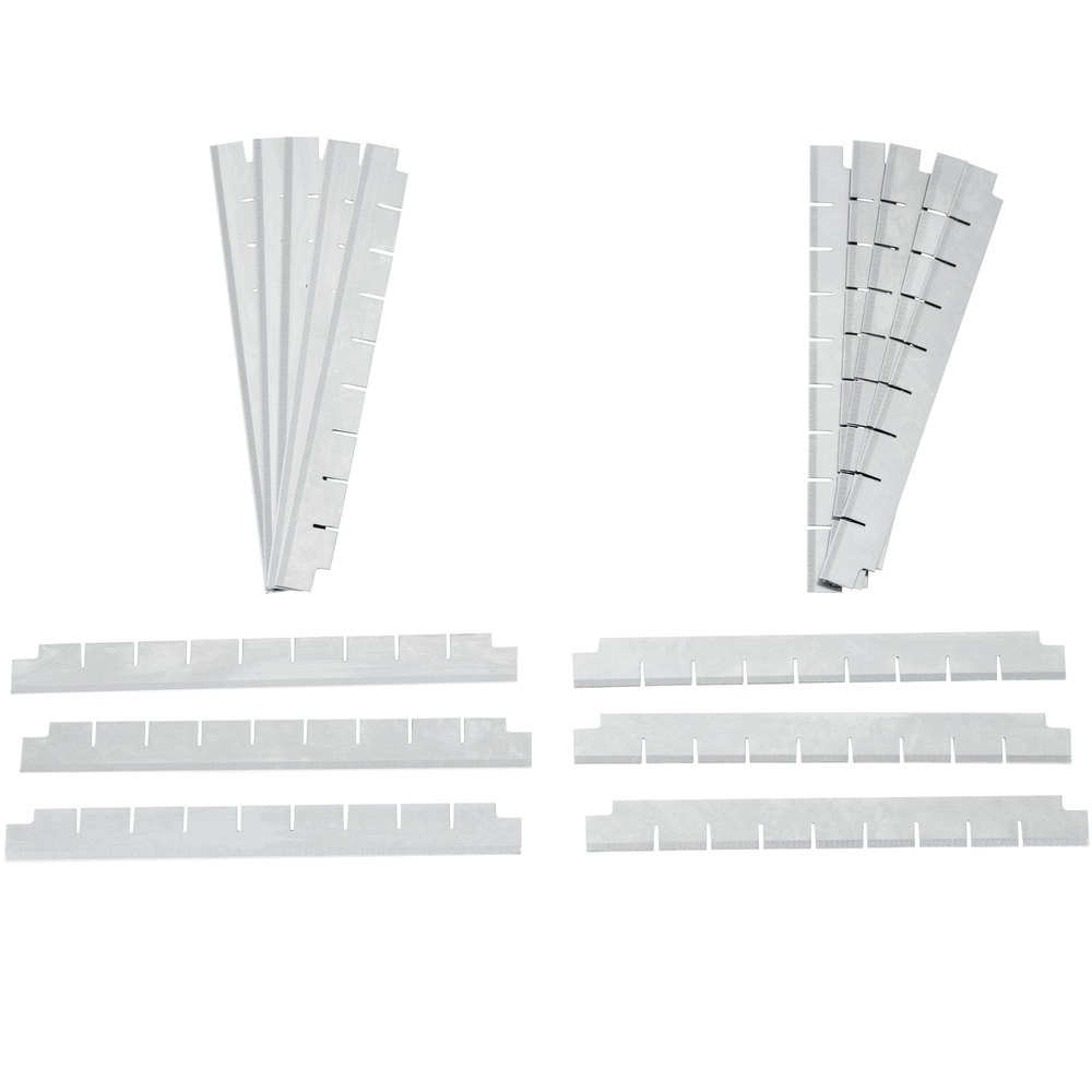 "Nemco 436-2 3/8"" Easy Chopper Vegetable Dicer Replacement Blade Set"