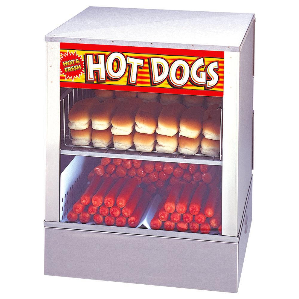 apw wyott ds 1ap mr frank self serve hot dog steamer. Black Bedroom Furniture Sets. Home Design Ideas