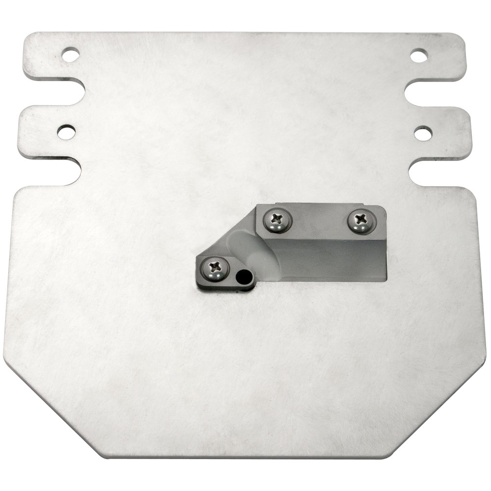 Nemco 55707-1-R Ribbon Fry Face Plate for Nemco PowerKut PotatoKutters
