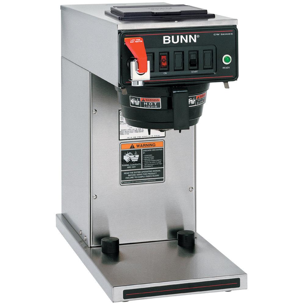 Bunn 12950 0360 Cwtf15 Tc Automatic Thermal Carafe Coffee