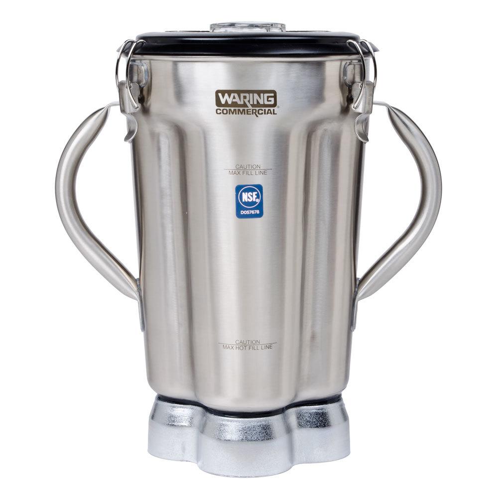 Stainless Steel Blender ~ Waring cb v gallon variable speed food blender with