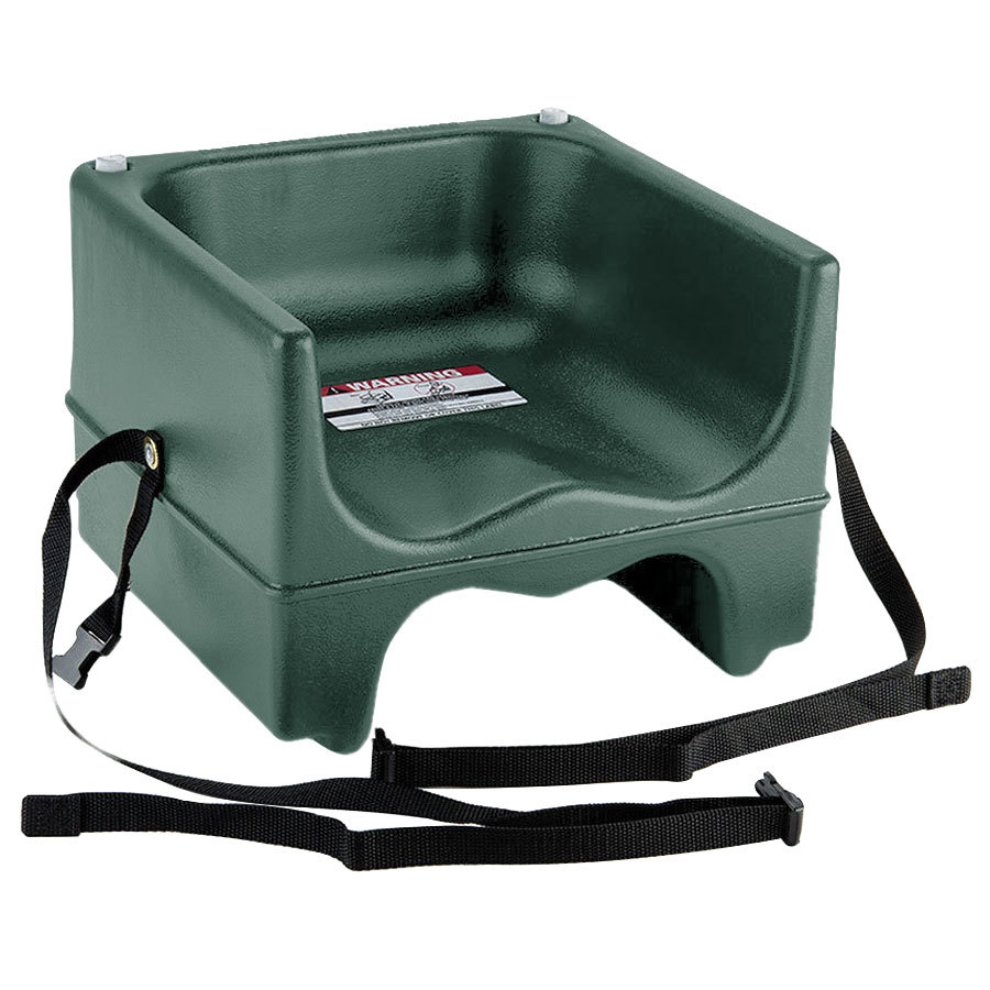 Cambro 200bcs519 Plastic Booster Seat Dual Seat With