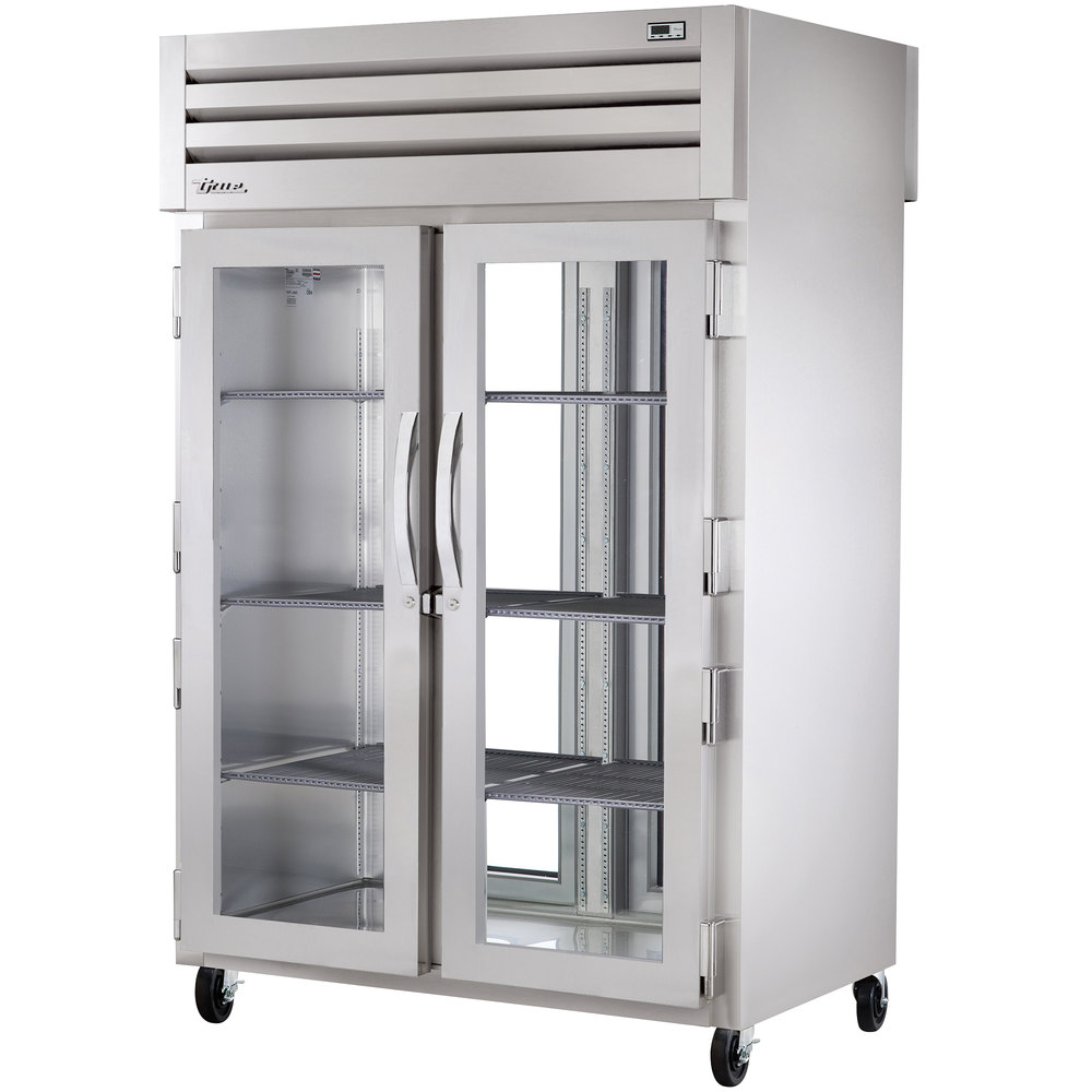 Gallery Image of Glass Front Refrigerator Residential