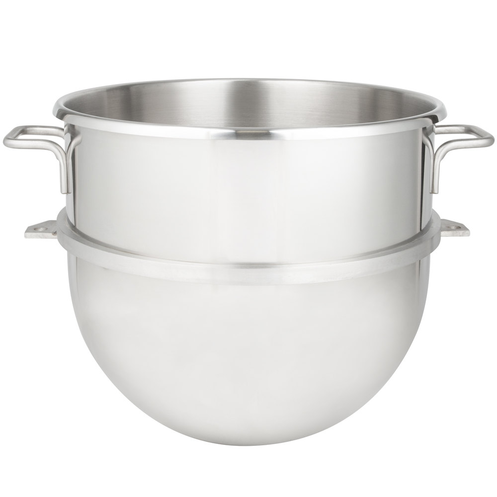 Hobart 66462 Equivalent Hobart Equivalent Classic 60 Qt. Stainless Steel Mixing Bowl