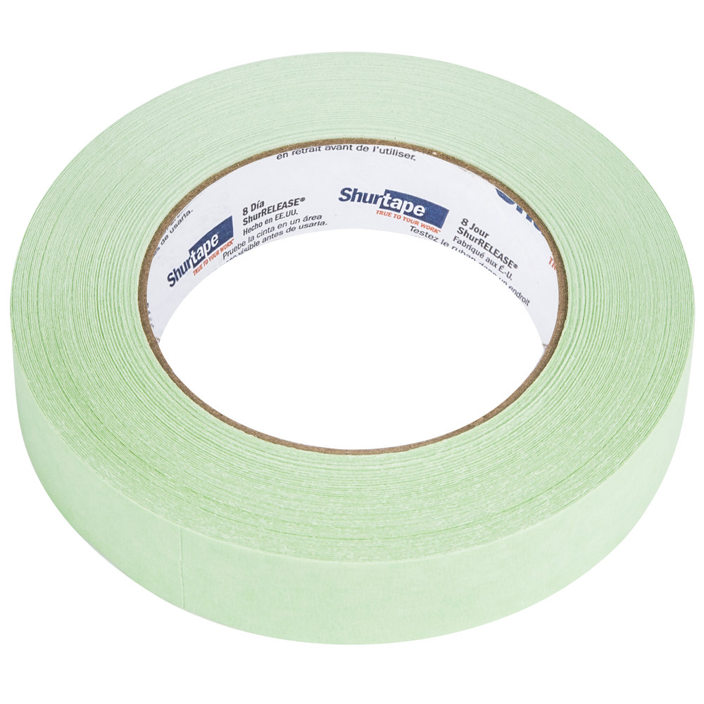 "Green Painter's Tape 1"" x 60 Yards (24 mm x 55 m)"
