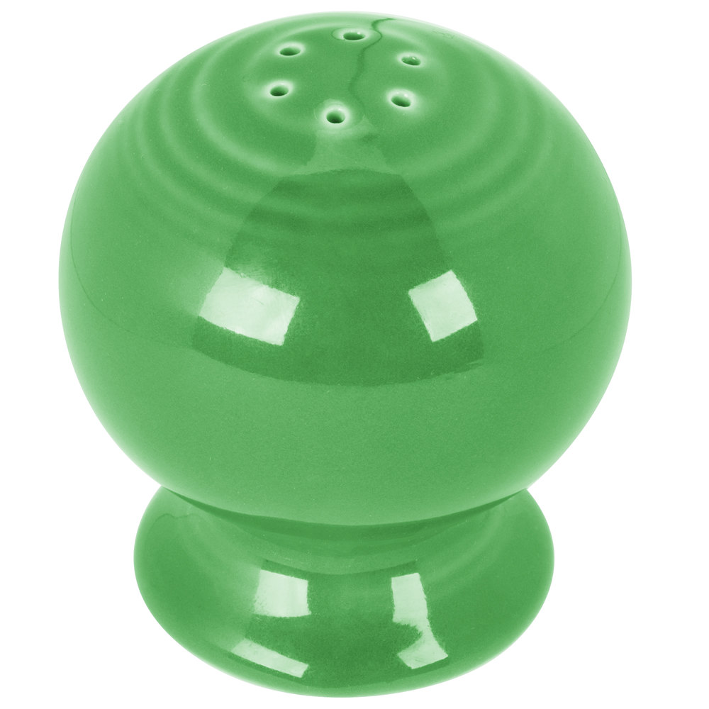 Homer Laughlin 751324 Fiesta Shamrock Pepper Shaker - 12/Case