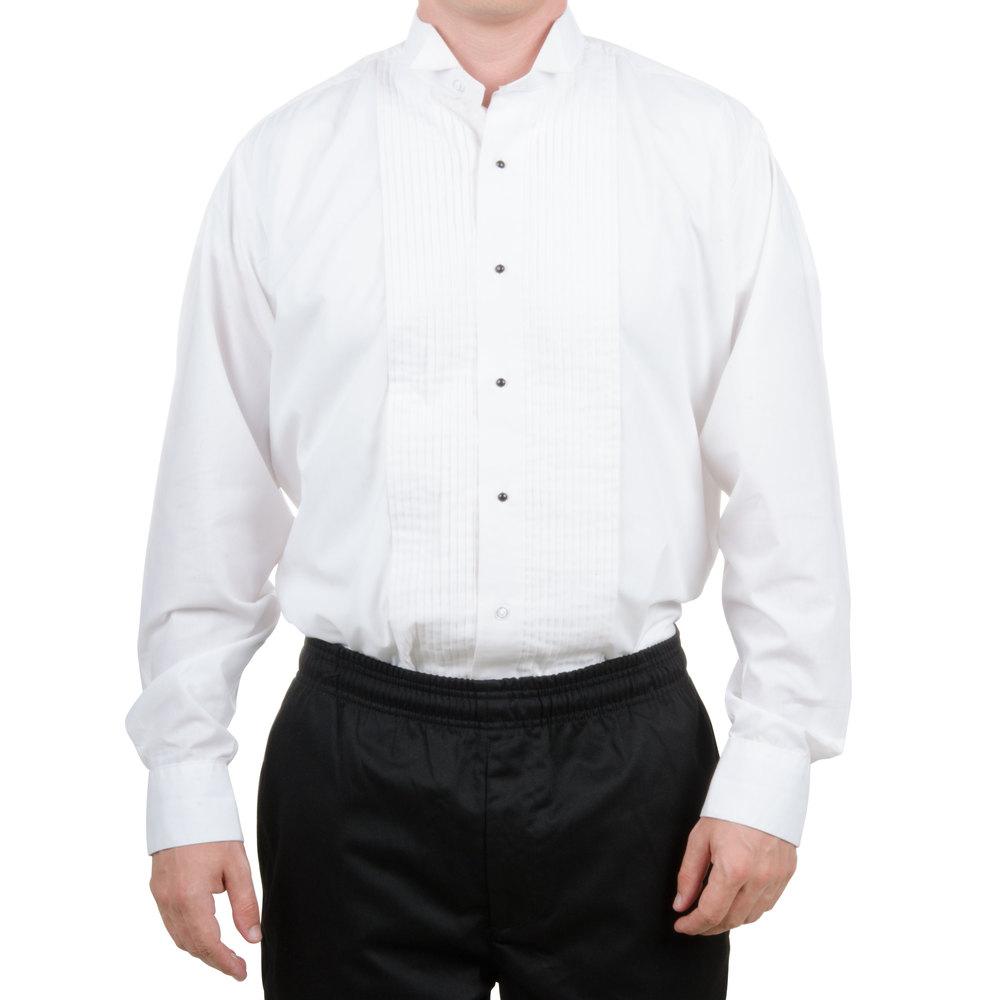 White Shirt Mens
