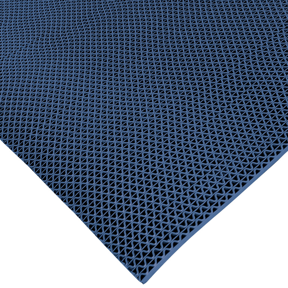 Cactus Mat 1041r U3 Safety Walk 3 Wide Blue Wet Area Mat
