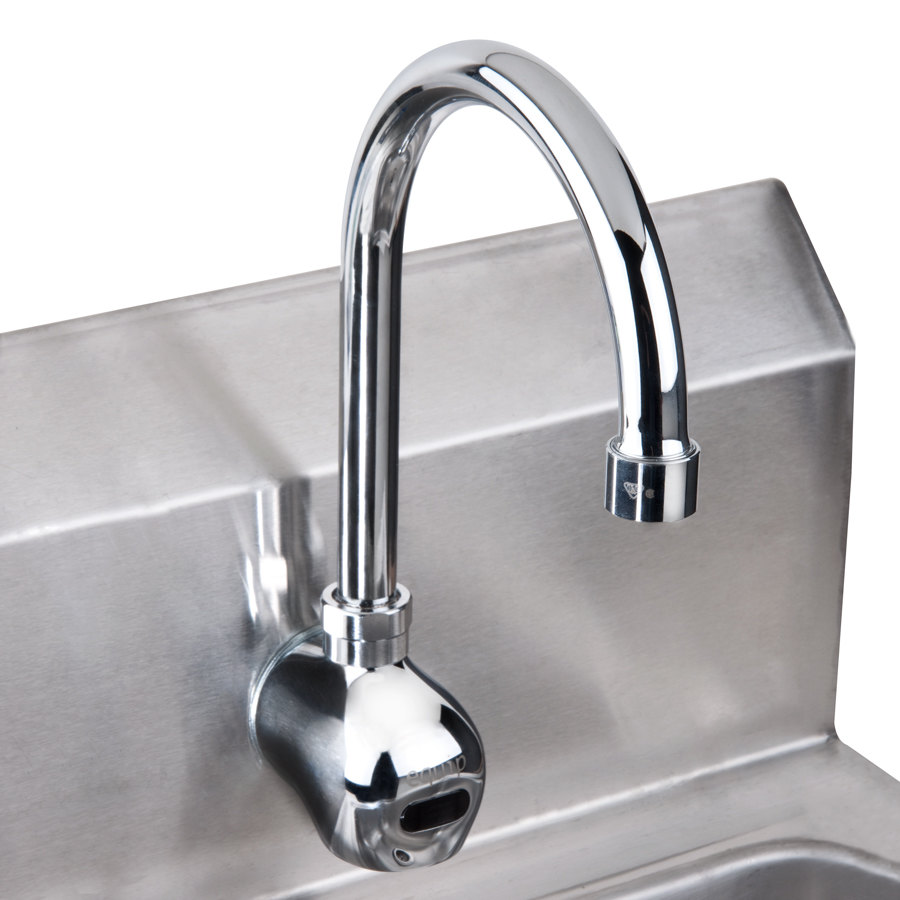 Advance Tabco Hand Sink with Hands-Free Automatic Faucet