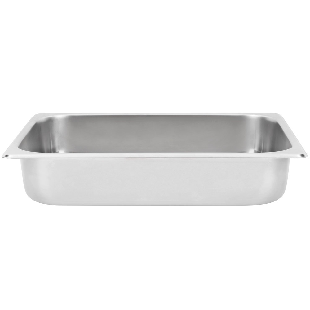 1 2 Size Standard Weight Economy Stainless Steel Steam