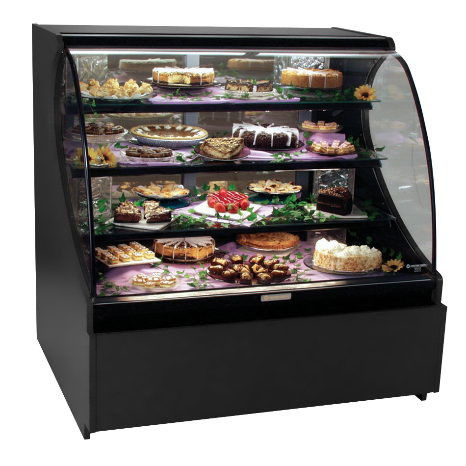 Structural Concepts Encore Hv48r Refrigerated Merchandiser