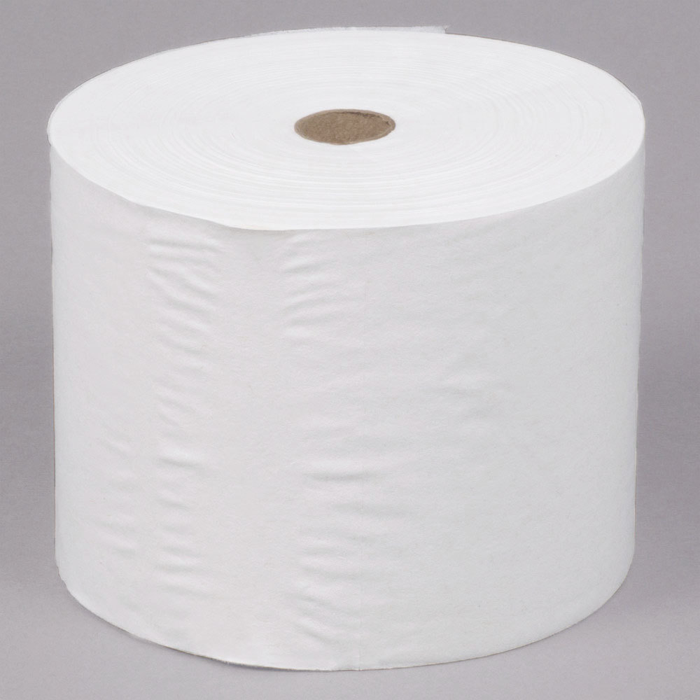 Morcon M1000 2-Ply 900 Sheet Bath Tissue Roll - 36/Case