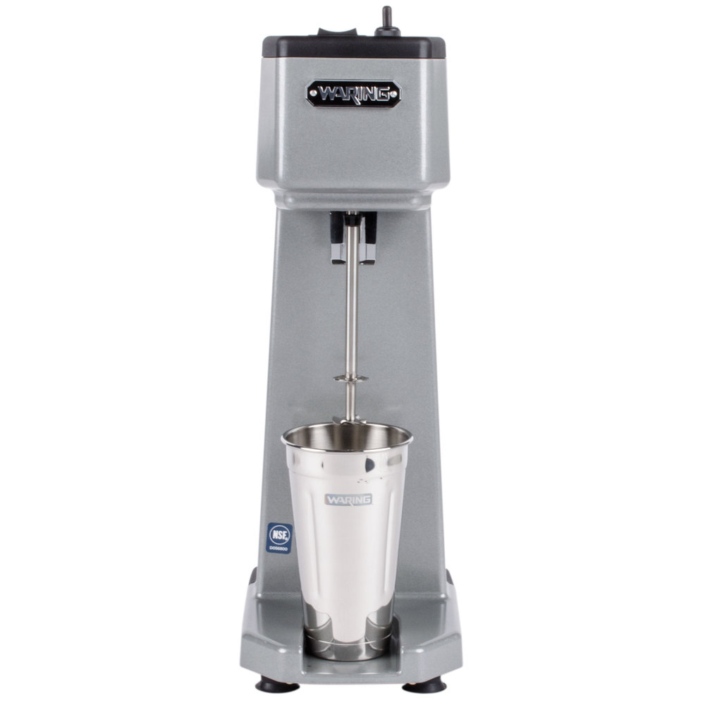 Waring WDM120 Single Spindle Three Speed Drink Mixer - 120V