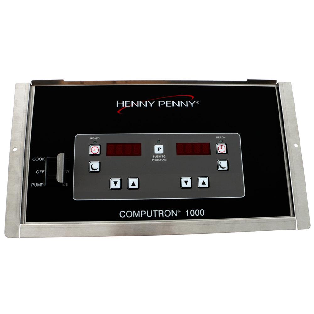 henny penny computron 8000 service manual