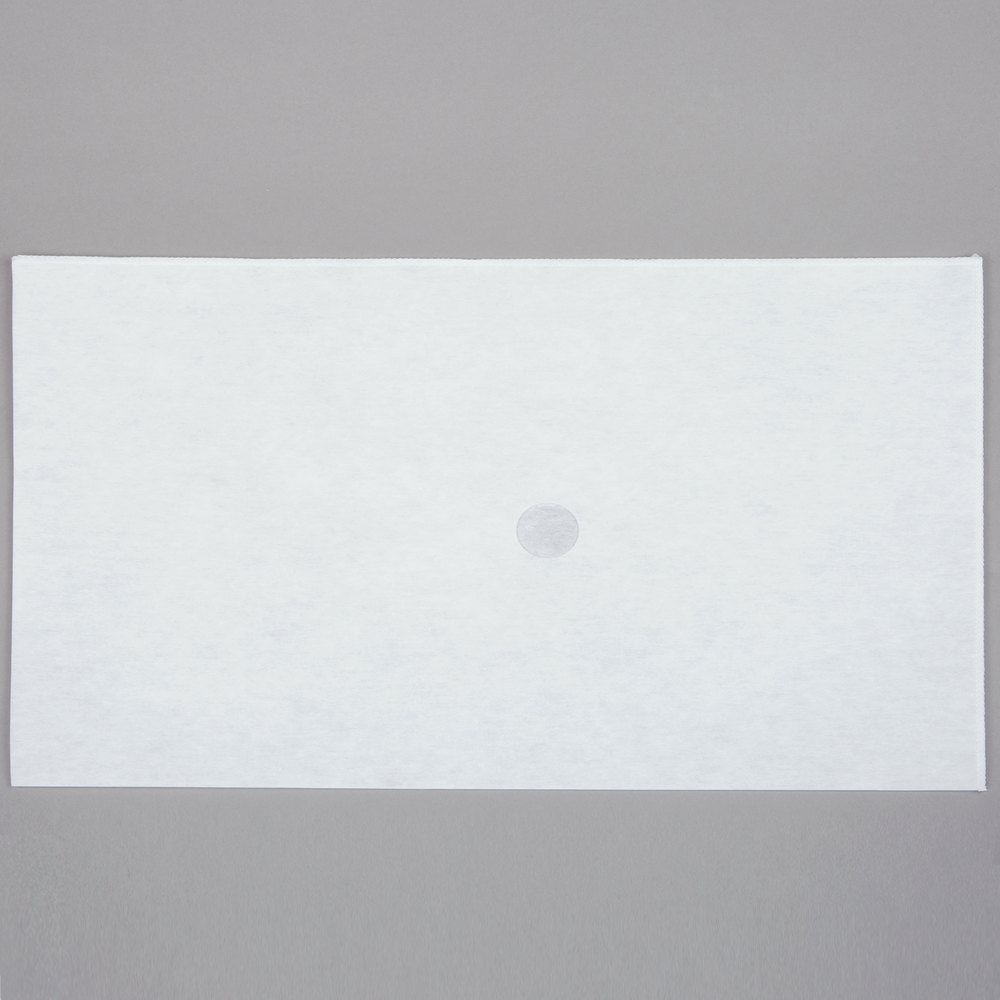 "Royal Paper FE1422W 14"" x 22"" Filter Paper for Henny Penny Fryer 100 / Box"
