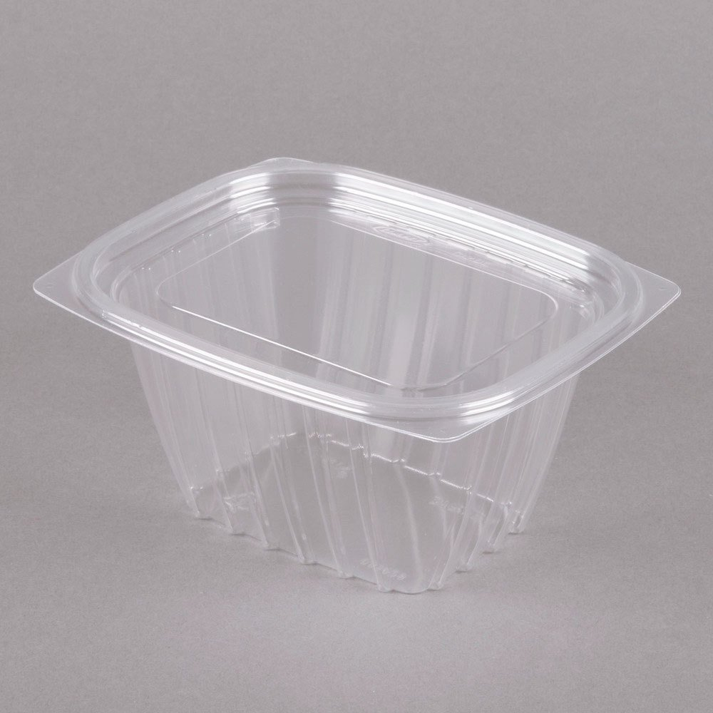 how to clean plastic containers