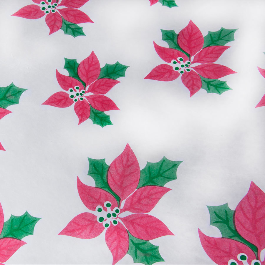 40 Quot X 300 60 Paper Roll Table Cover With Christmas Pattern