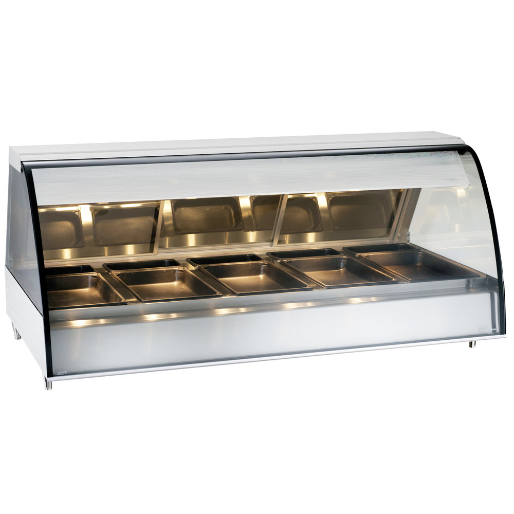 Alto-Shaam TY2-72 SS Stainless Steel Countertop Heated Display ...