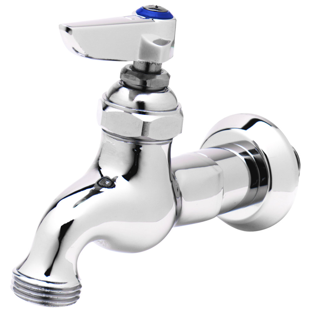 T Amp S B 0717 Single Sink Faucet With 1 2 Quot Npt Male Inlet