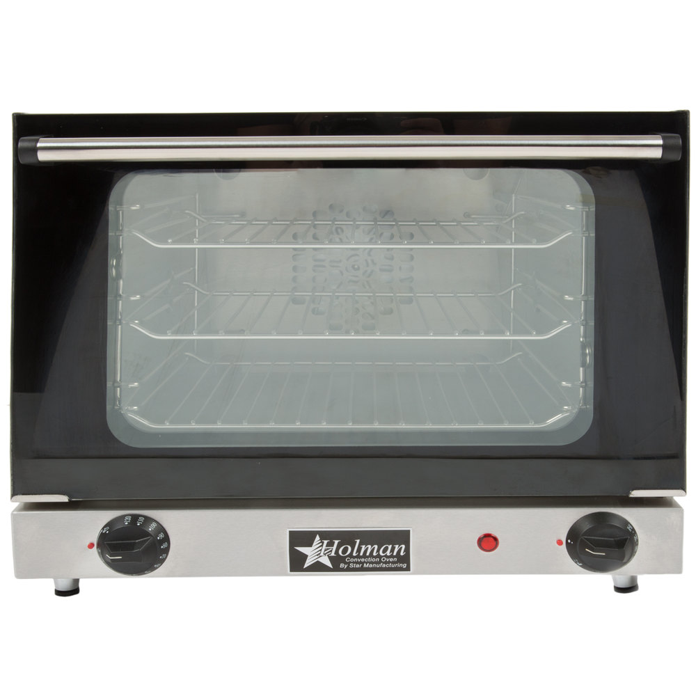 Countertop Oven Electric : Star CCOQ-3 Electric Countertop Quarter Size Convection Oven 120V