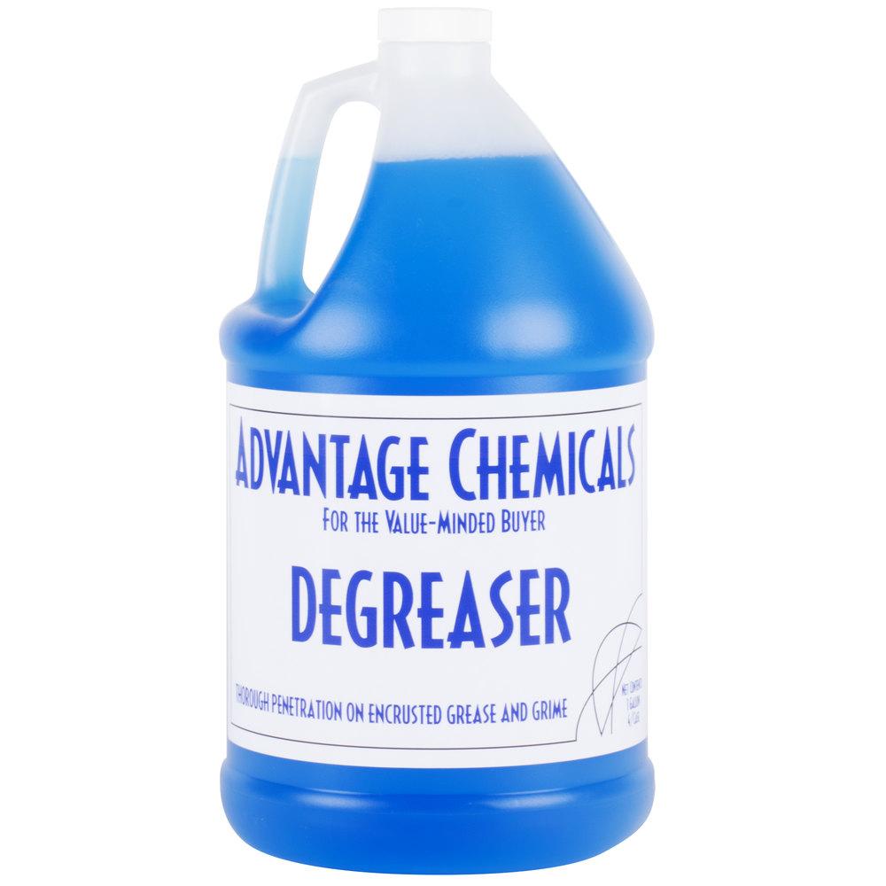 Advantage Chemicals 1 Gallon Degreaser - 4/Case