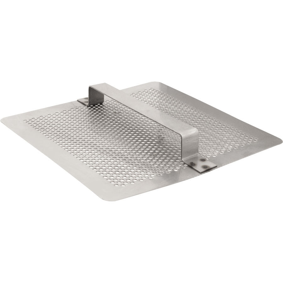 Fmp 102 1107 Stainless Steel Flat Floor Sink Strainer 7