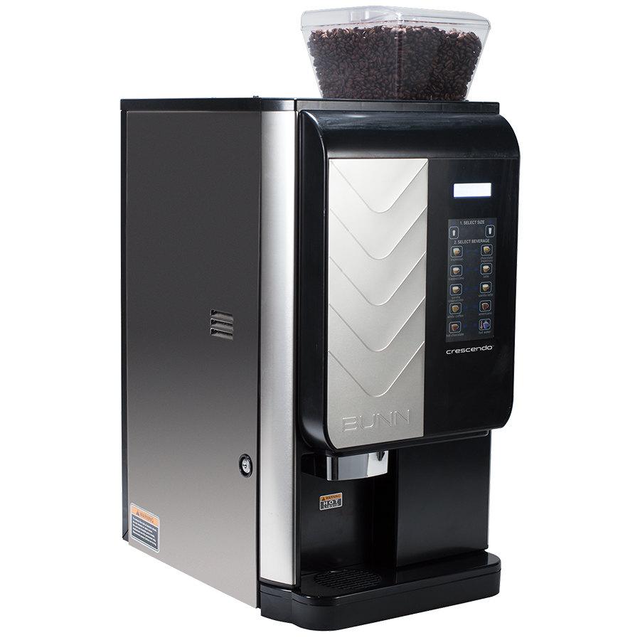 Bunn 44300 0201 Crescendo Series Espresso Machine 120v