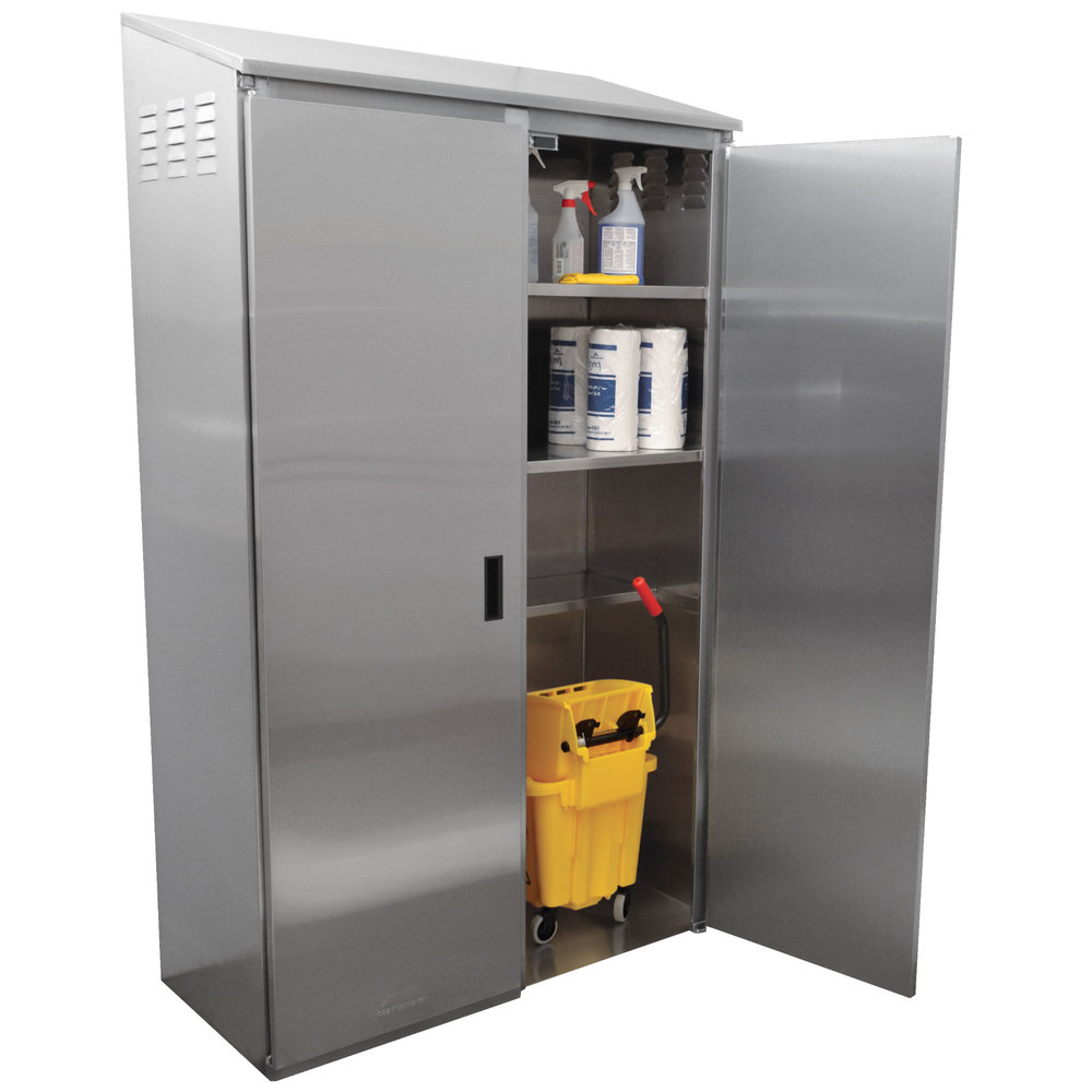 Advance Tabco 9 Opc 84dl 300 Stainless Steel Double Width
