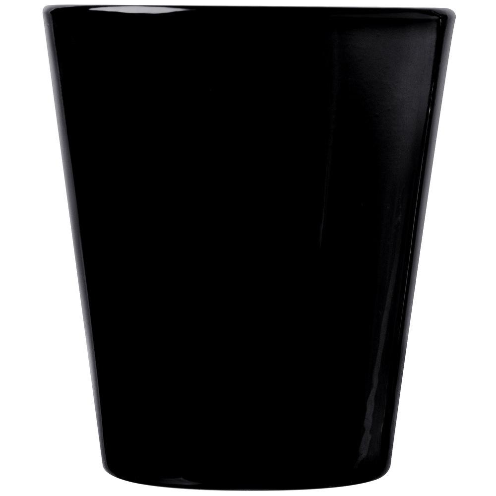 Libbey 5120e 1 5 Oz Black Whiskey Shot Glass 72 Case