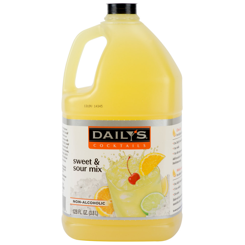 Daily's 1 Gallon Sweet and Sour Mix