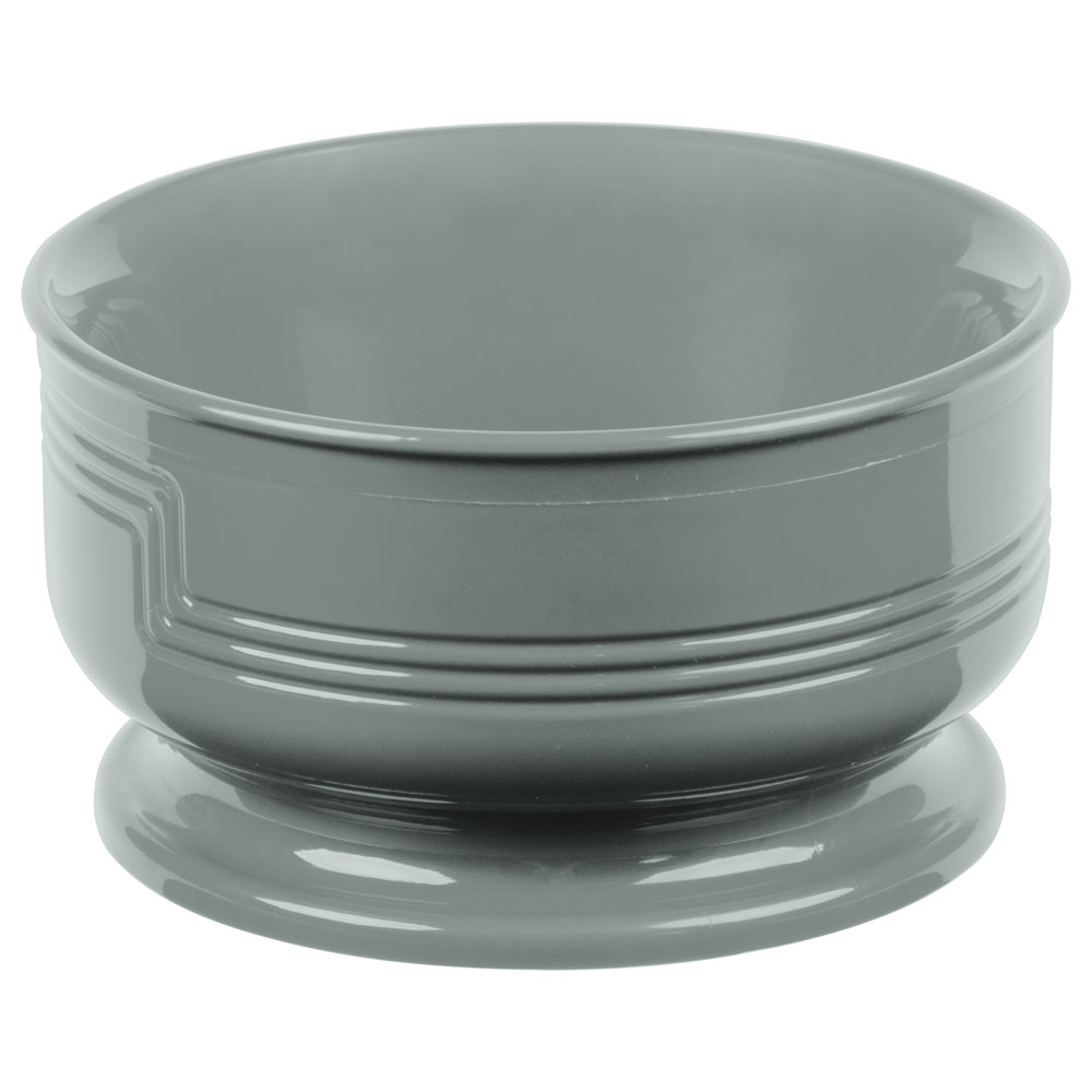 Cambro MDSB9447 9 oz. Meadow Green Large Bowl - 12/Pack
