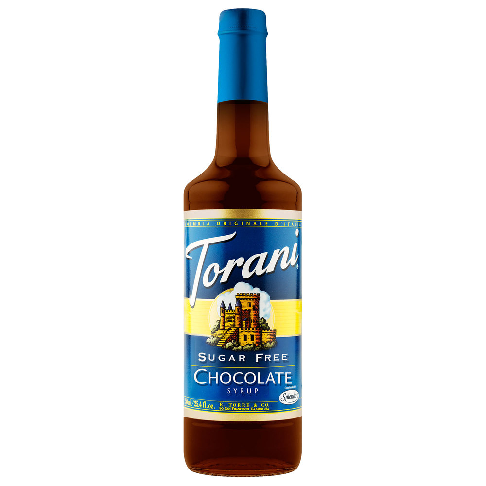 The same great taste you've come to love from Torani, now sugar-free. Keeping calories low is the key in helping to maintain or achieve a healthy body, but it can be mundane at times.