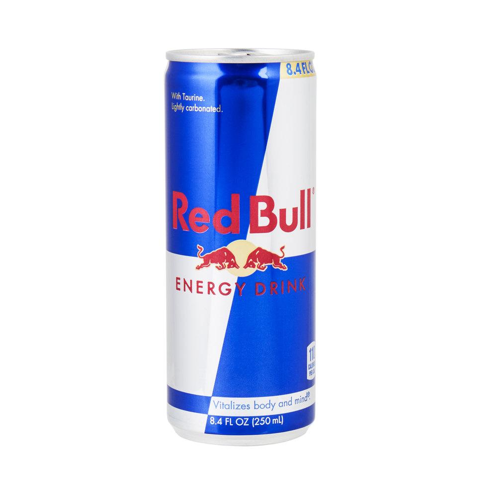 Red Bull 8.4 oz. Energy Drink, 24 Pack - WebstaurantStore