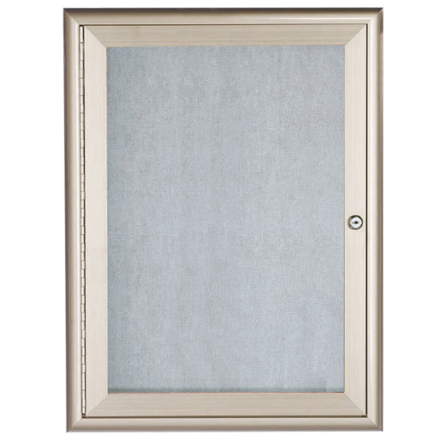 Aarco owfc3624 36 x 24 silver enclosed aluminum indoor outdoor main picture jeuxipadfo Gallery
