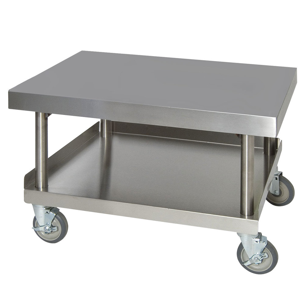 undercounter kitchen sinks anets ags30x24 30 quot x 24 quot stainless steel griddle stand 3024
