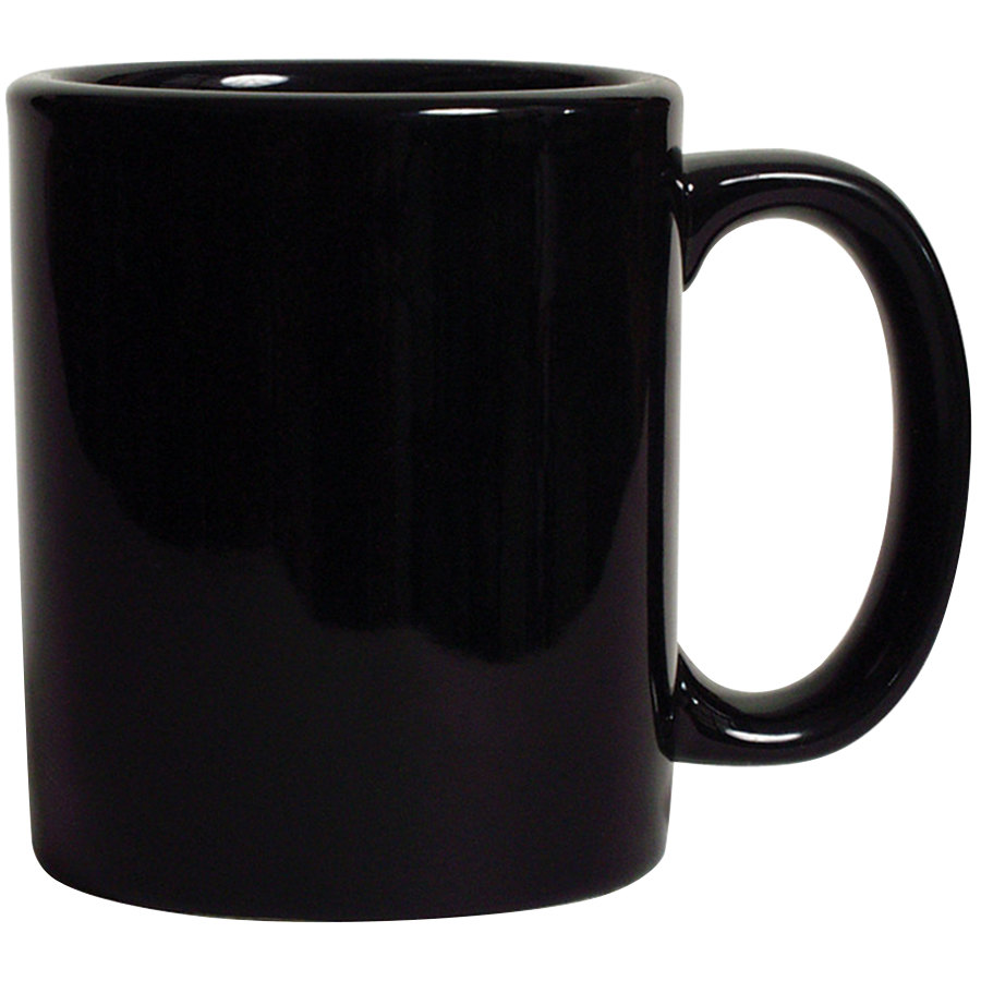 Gallery For > Black Coffee Cup