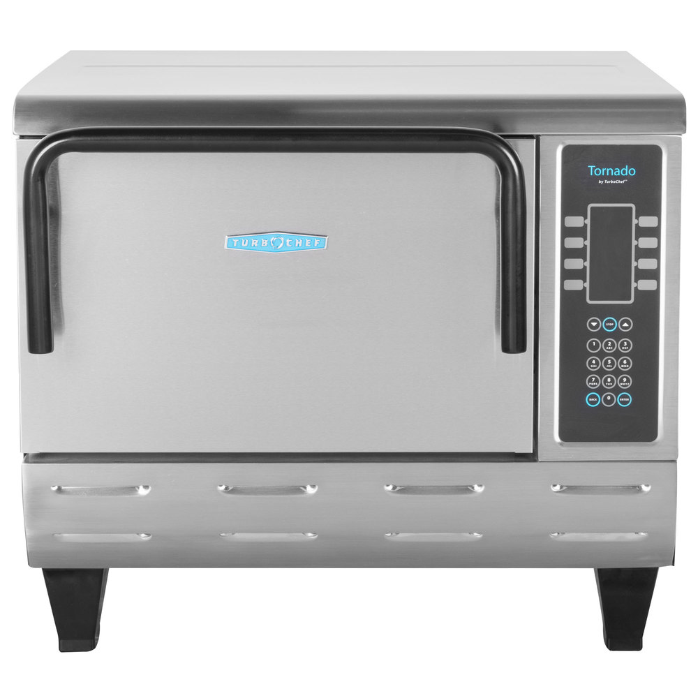 turbochef tornado 2 high speed accelerated cooking countertop oven rh webstaurantstore com TurboChef Tornado Parts TurboChef Encore
