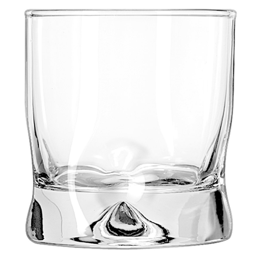 Libbey 1767580 Impressions 8 oz. Old Fashioned Glass - 12 / Case