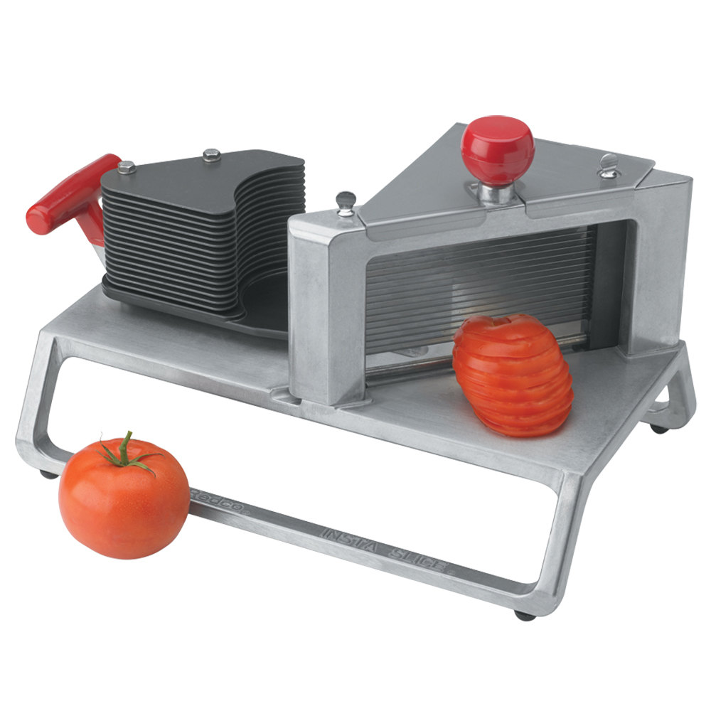 "Vollrath 15204 Redco InstaSlice 3/8"" Fruit and Vegetable Cutter with Straight Blades"