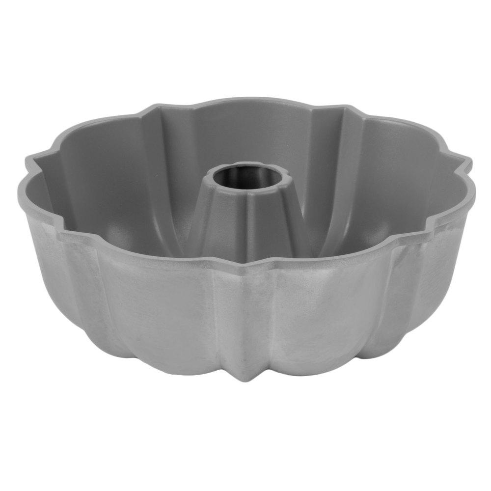 8 1 4 Quot X 2 5 8 Quot Non Stick Aluminum Fluted Bundt Cake Pan