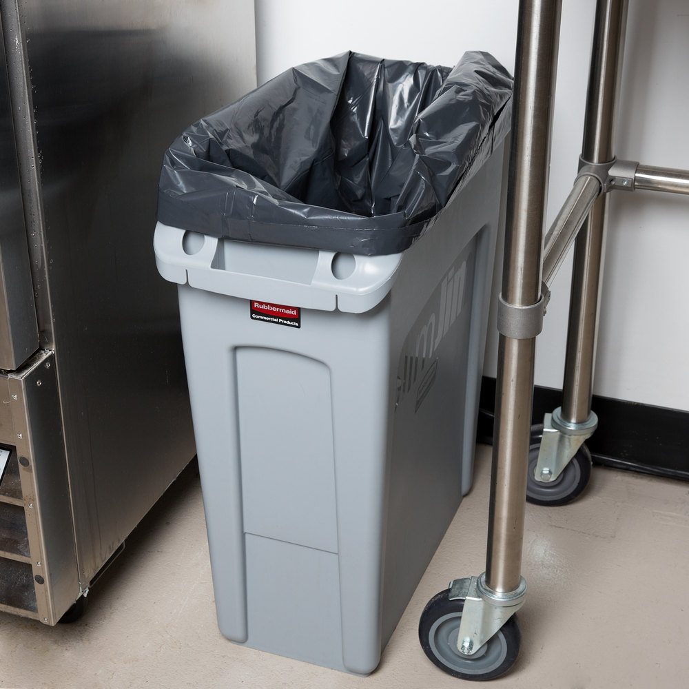 placeholder image requested by buyer - Slim Trash Can