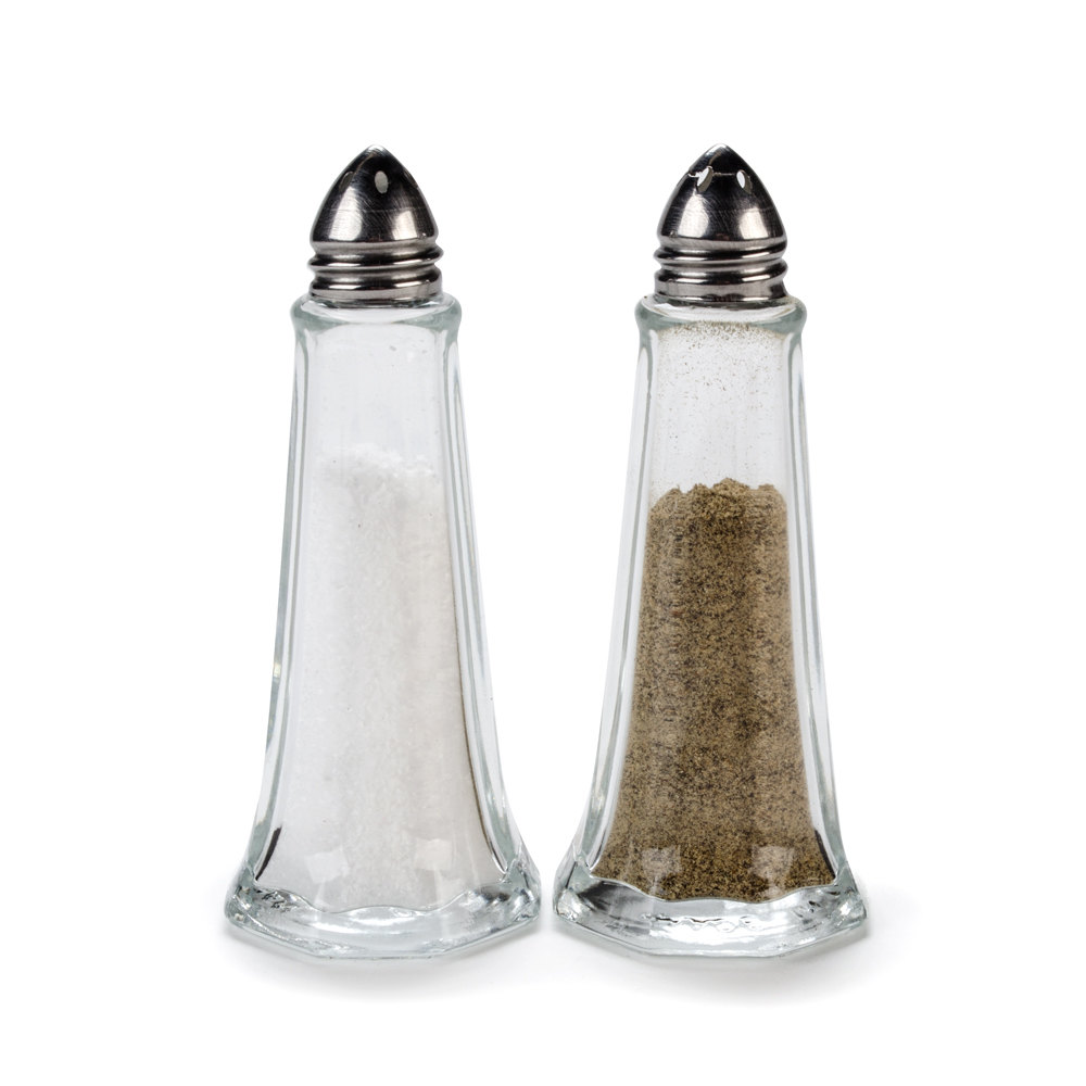 1 oz eiffel tower salt and pepper shaker 4 shakers pack