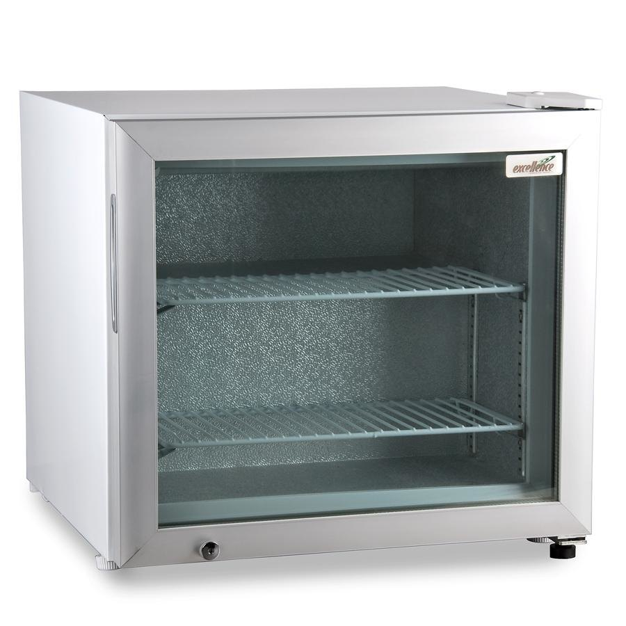 Excellence Ctf 2 White Countertop Display Freezer With