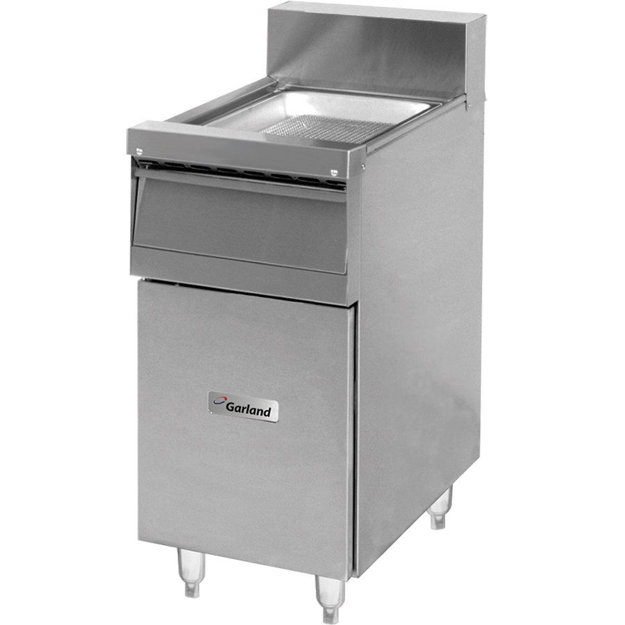 "Garland S680-18FM Sentry Series Range Match 18"" Fry Holding Station"